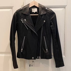 IRO leather jacket brand new